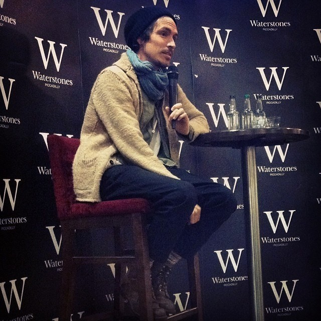 Brandon Boyd Waterstone Piccadilly